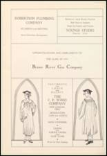 1939 Mineral Wells High School Yearbook Page 104 & 105