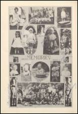 1939 Mineral Wells High School Yearbook Page 106 & 107