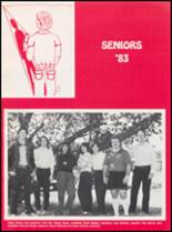 1983 Leftwich High School Yearbook Page 14 & 15
