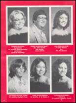 1983 Leftwich High School Yearbook Page 16 & 17