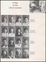 1983 Leftwich High School Yearbook Page 20 & 21