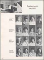 1983 Leftwich High School Yearbook Page 24 & 25