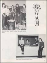 1983 Leftwich High School Yearbook Page 28 & 29
