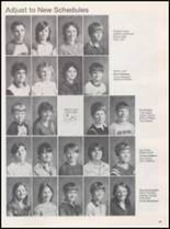 1983 Leftwich High School Yearbook Page 32 & 33