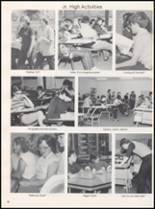 1983 Leftwich High School Yearbook Page 34 & 35