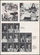 1983 Leftwich High School Yearbook Page 46 & 47