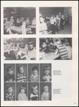 1983 Leftwich High School Yearbook Page 48 & 49