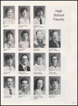 1983 Leftwich High School Yearbook Page 52 & 53