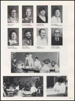 1983 Leftwich High School Yearbook Page 54 & 55