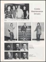1983 Leftwich High School Yearbook Page 56 & 57