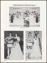 1983 Leftwich High School Yearbook Page 58 & 59
