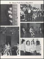 1983 Leftwich High School Yearbook Page 60 & 61