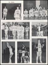1983 Leftwich High School Yearbook Page 64 & 65