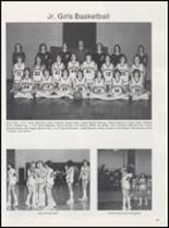 1983 Leftwich High School Yearbook Page 68 & 69