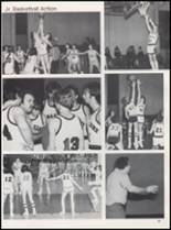 1983 Leftwich High School Yearbook Page 70 & 71