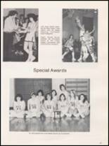 1983 Leftwich High School Yearbook Page 86 & 87