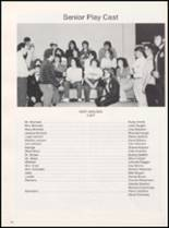 1983 Leftwich High School Yearbook Page 88 & 89