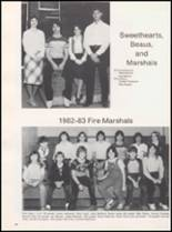 1983 Leftwich High School Yearbook Page 100 & 101