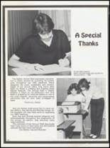 1983 Leftwich High School Yearbook Page 132 & 133