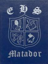 1977 Yearbook Estacado High School