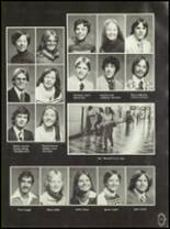 1978 Moline High School Yearbook Page 52 & 53