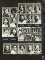 1978 Moline High School Yearbook Page 62 & 63