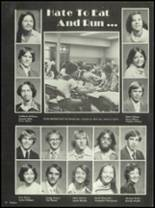 1978 Moline High School Yearbook Page 76 & 77