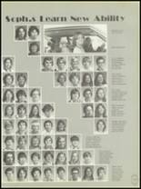 1978 Moline High School Yearbook Page 108 & 109