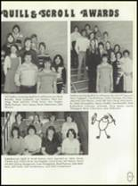 1978 Moline High School Yearbook Page 128 & 129