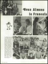 1978 Moline High School Yearbook Page 136 & 137