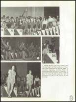 1978 Moline High School Yearbook Page 166 & 167