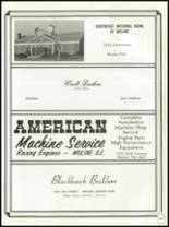 1978 Moline High School Yearbook Page 252 & 253