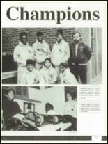 1991 Cleveland Heights High School Yearbook Page 152 & 153