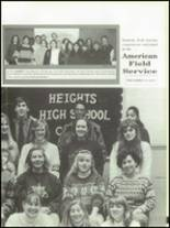 1991 Cleveland Heights High School Yearbook Page 186 & 187
