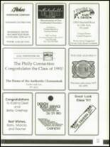 1991 Cleveland Heights High School Yearbook Page 226 & 227