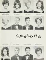 1964 Westmoor High School Yearbook Page 36 & 37