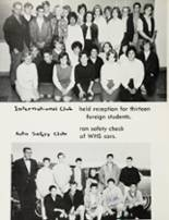 1964 Westmoor High School Yearbook Page 66 & 67
