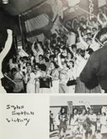 1964 Westmoor High School Yearbook Page 126 & 127