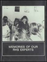 1976 Republic High School Yearbook Page 10 & 11