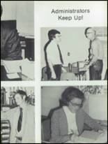 1976 Republic High School Yearbook Page 14 & 15
