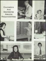 1976 Republic High School Yearbook Page 16 & 17