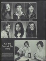 1976 Republic High School Yearbook Page 34 & 35