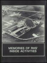 1976 Republic High School Yearbook Page 56 & 57