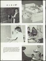 1976 Republic High School Yearbook Page 66 & 67