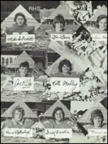 1976 Republic High School Yearbook Page 80 & 81