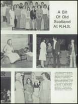1976 Republic High School Yearbook Page 114 & 115