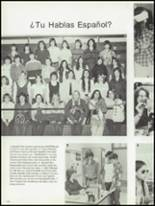 1976 Republic High School Yearbook Page 136 & 137