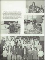 1976 Republic High School Yearbook Page 154 & 155