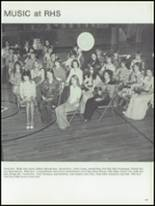 1976 Republic High School Yearbook Page 160 & 161