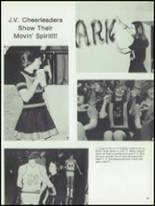 1976 Republic High School Yearbook Page 166 & 167